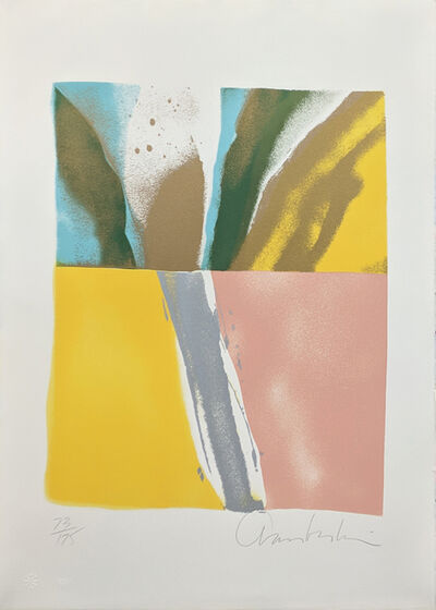 John Chamberlain, 'FLASHBACK VIII', 1981