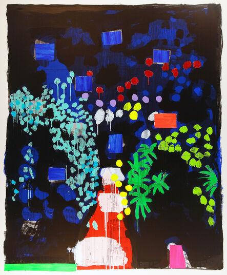 Bruce McLean, 'Monoprint 16 (San Caragol Series)', 2014