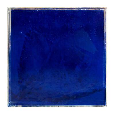 Beatriz Morales, 'Ashes to Ashes Parisian Blue', 2017