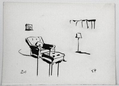 Claes Oldenburg, 'Chair', 1964