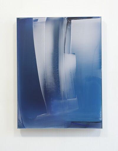 Matt McClune, 'Blue Composition for Miami', 2016