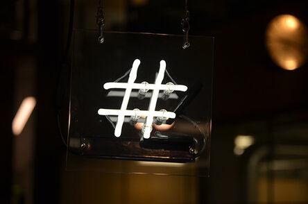 Jeff Ko, 'Hashtag', 2014