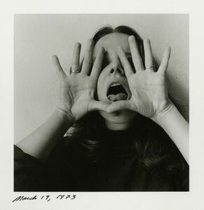 Melissa Shook, 'Self-Portrait, March 19, 1973', 1973