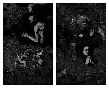 Sebastiaan Bremer, 'This Was Always (Diptych)', 2020