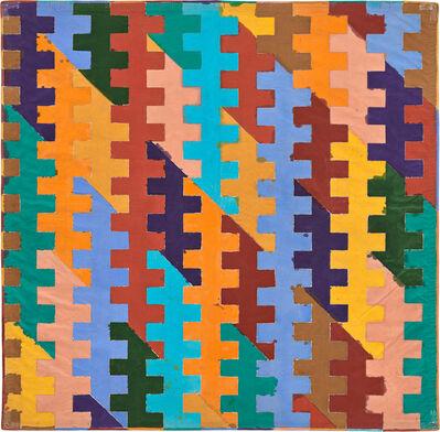 Alan Shields, 'Cowboy Turbin Elephant', 1989