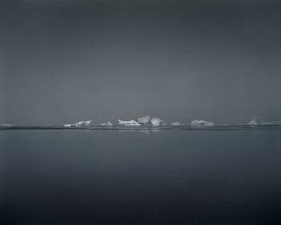 Tiina Itkonen, 'Freezing Sea, Qaanaaq', 2005