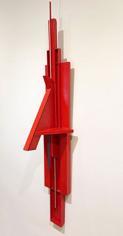 Seymour Fogel, 'Totemic Structure 1', ca. 1978
