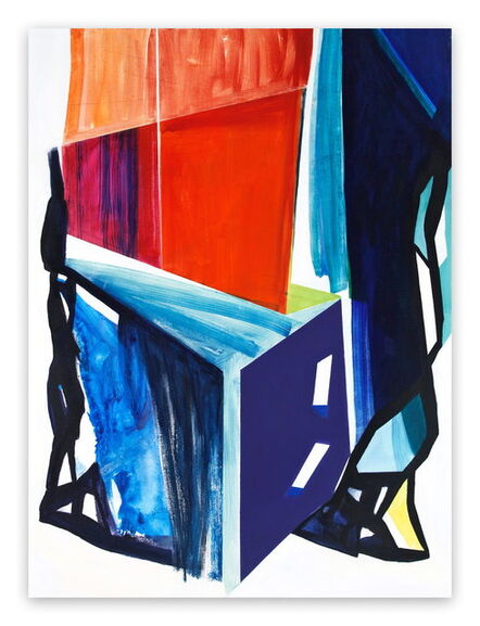 Laura Newman, 'Still Life (Abstract Expressionism painting)', 2014