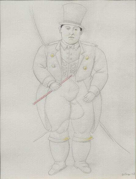 Fernando Botero, 'Ring Master'