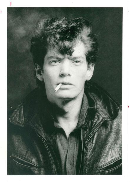 Robert Mapplethorpe, 'Self Portrait for Daily Telegraph', 1988