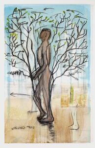 Fabrice Hyber, 'Walking tree', 2012