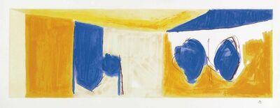 Robert Motherwell, 'Mediterranean Light', 1991