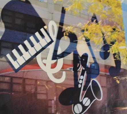 Lyn Barlotta, 'Music Window', 2004