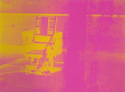 Andy Warhol, 'Electric Chairs (FS II.82)', 1971