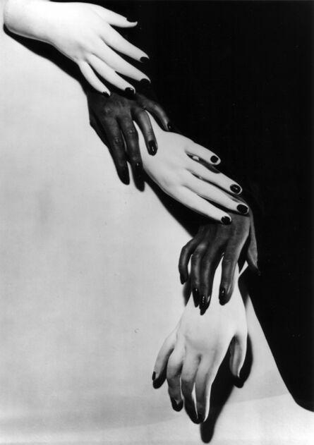 Horst P. Horst, ' Hands, Hands..., New York', 1941