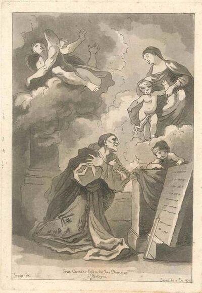 Jean Claude Richard de Saint-Non (author), 'Eglise de San Domeico', 1772