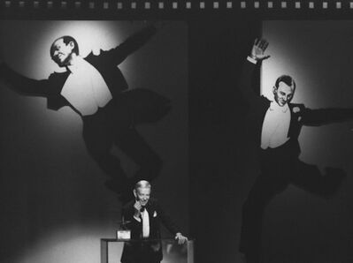 Ron Galella, 'Fred Astaire, Beverly Hilton Hotel', 1987