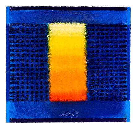 Heinz Mack, 'Untitled XVII', 2018