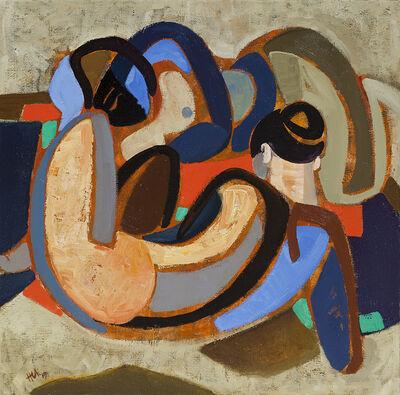 Hennie Niemann Jnr, 'Figure composition', 2015