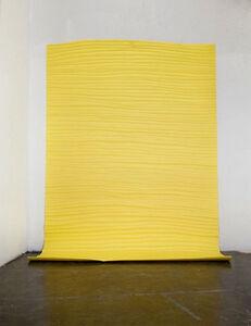 Missy Engelhardt, 'Yellow Horizon', 2013