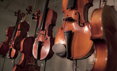 Jasper Fung, 'I Am Not Playing Violin', 2012