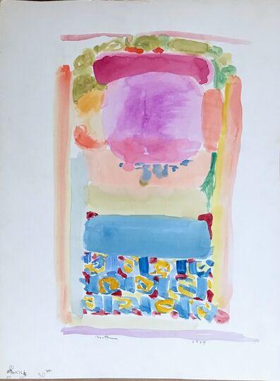 Robert Natkin, 'Untitled', 1964