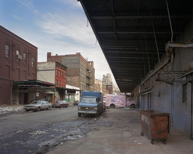 Brian Rose, 'Gansevoort Street, 1985', 1985