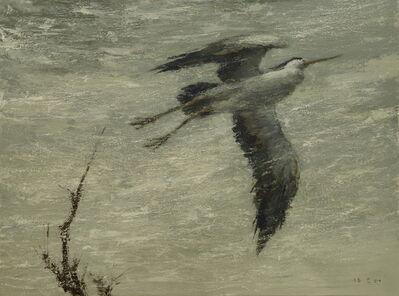Kang Yobae, 'A Heron', 2018