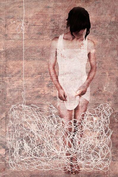 Judith Kindler, 'Wondering About Things 1/6'
