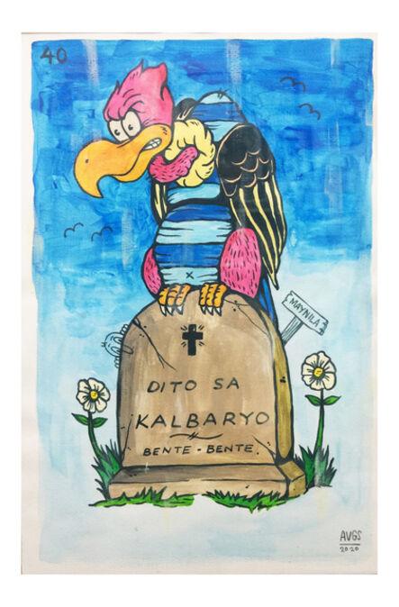 Auggie Fontanilla, 'Kalbaryo', 2020