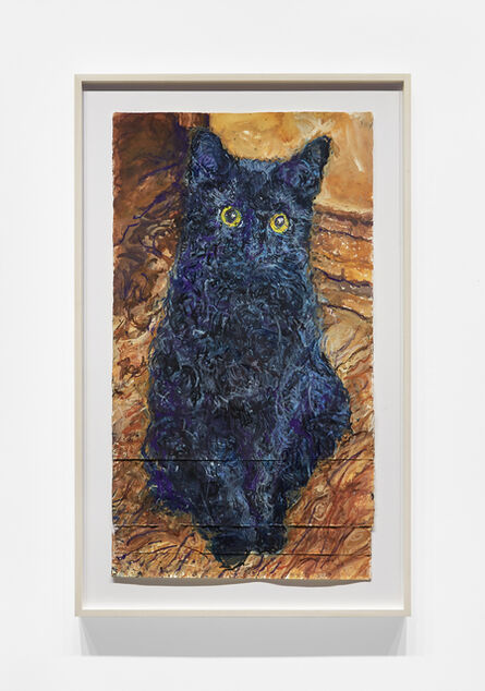 Beth Secor, 'Cat/The Skeptic', 2019