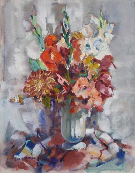 John E. Costigan, 'Flower Arrangement', 1966