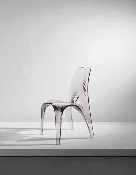 """Zaha Hadid, 'Chair, from the """"Liquid Glacial"""" collection', 2015"""