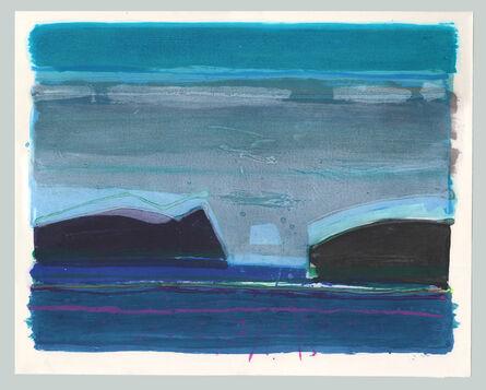 Barbara Rae, 'Ice Passage', 2019