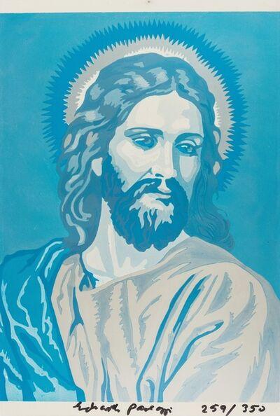 Eduardo Paolozzi, 'Jesus colour by numbers (28) (Sidey 840)', 1965-70