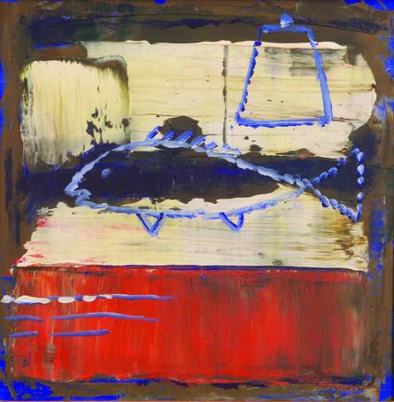 Po Kim, 'Fish on the Table', 1980-1981