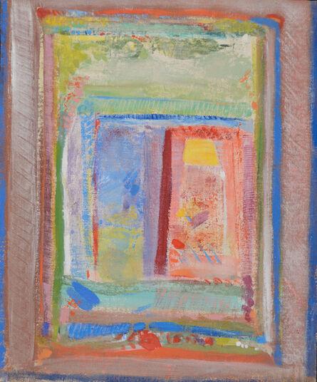 Robert Natkin, 'Interior', 1961