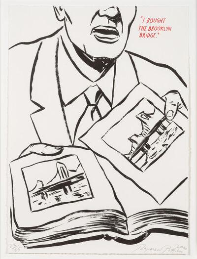 Raymond Pettibon, 'Lithograph', 2000