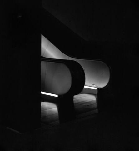 Arnold Kastenbaum, '9/11 Escalator Square'