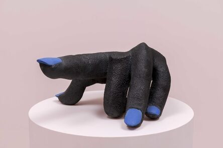 Elsa Sahal, 'La petite main aux ongles bleus', 2020