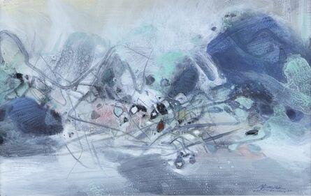 Chu Teh-Chun, 'Untitled ', 1980