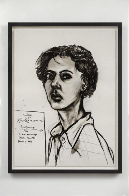 Nicole Eisenman, 'Untitled (Self-Portrait)', 1994