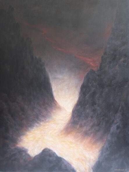 Rodolfo Abularach, 'Rio de Luz', 1992