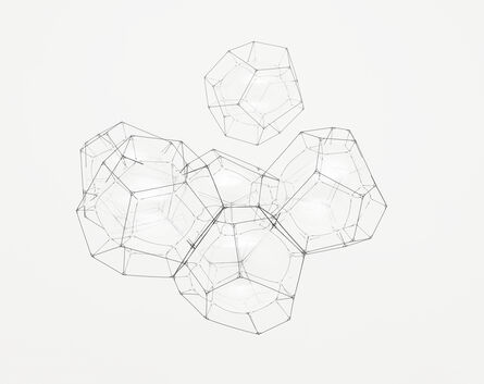 Tomás Saraceno, 'Cloud cities thermodynamics of self-assembly/005', 2015