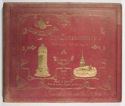 Sébah & Joaillier, 'Panorama de Constantinople Pris de la Tour de Calata', 1880-1890