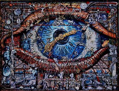 ALEXANDER RODIN, 'The Eye'