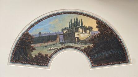 Anonymous Italian, 'Sepolcro della Sacerdotessa Mammia', ca. 1800