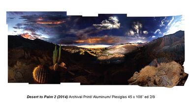 Jeremy Kidd, 'Desert to Palm', 2014
