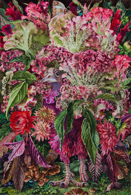 Stephanie Anderson, 'Camouflage', 2019