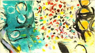 Dina Gustin Baker, 'High Hopes', 2014